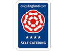 Enjoy England Four Star Logo (Self Catering)